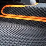 eva automašīnu paklāji