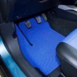 zili automašīnu eva paklāji