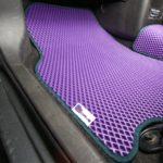 violeti eva paklāji