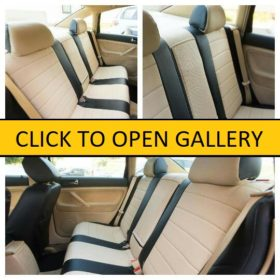 photo galery of premium custom fit seat covers chehol.org