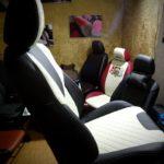 mazda cx5 white leather custom seat covers chehol.org
