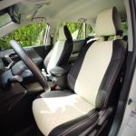 premium white seat covers leather rav4 chehol.org