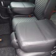 custom fit black Peugeot seat covers chehol.org