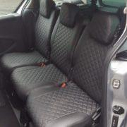 peugeot teepee custom seat covers black chehol.org