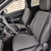 mitsubishi lancer premium custom fit seat covers chehol.org