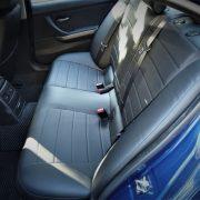 bmw e90 black premium custom fit seat covers chehol.org
