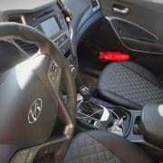 hyundai custom seat covers made from leather chehol.org