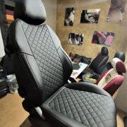 custom fit seat covers audi black leather chehol.org