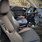 audi a1 black leather luxury seat covers chehol.org