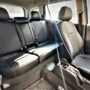 premium seat covers for opel astra black leather chehol.org