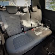 spark custom fit seat covetrs premium gray leather chehol.org