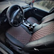 luxury mercedes seat covers brown leather chehol.org
