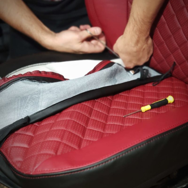 chose seat covers, custom fit installation chehol.org