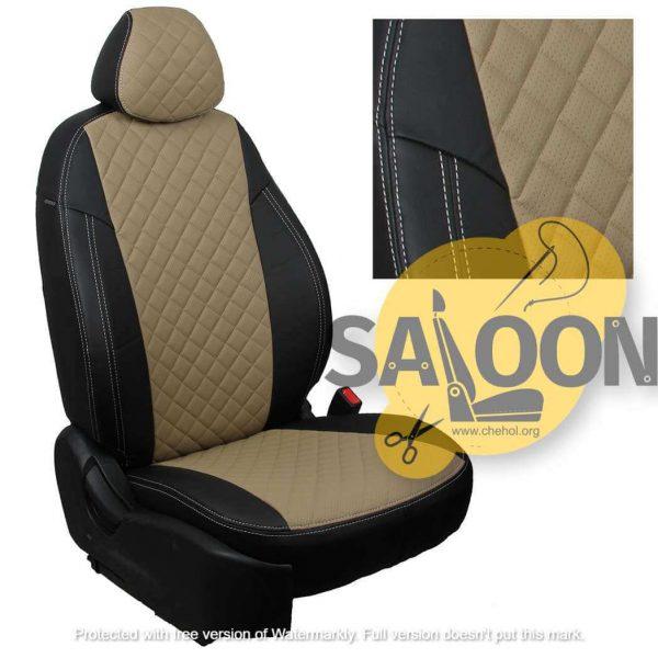 vw beige seat covers