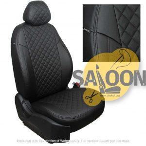 black Volkswagen seat covers