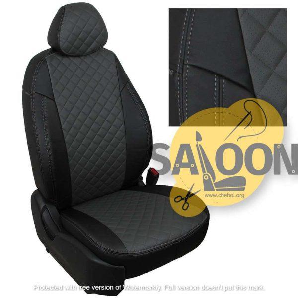 black grey seat covers vw